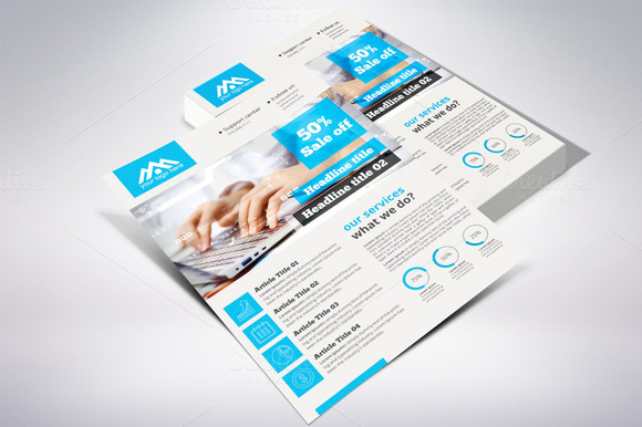 Corporate Business Flyer Vol 01