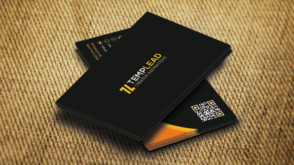 Corporate Business Card SE0257