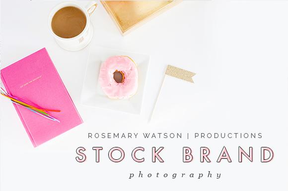 Margot Styled Stock Brand Flat Photo