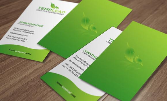 Corporate Business Card SE0261