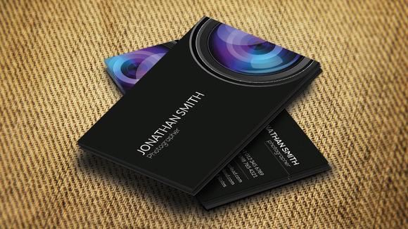 Photography Card SE0265