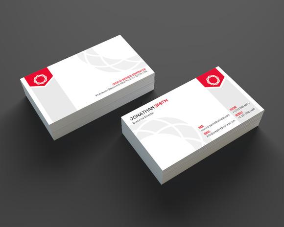 Corporate Business Card SE0265