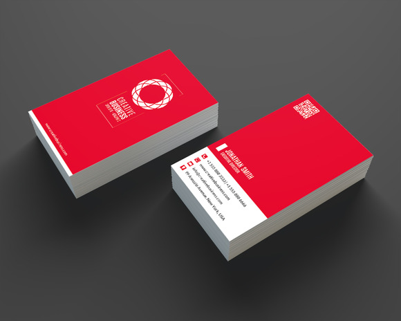 Corporate Business Card SE0269
