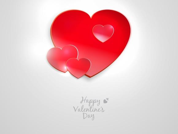 Vector Valentines Heart