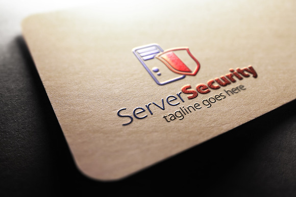 Server Security Logo