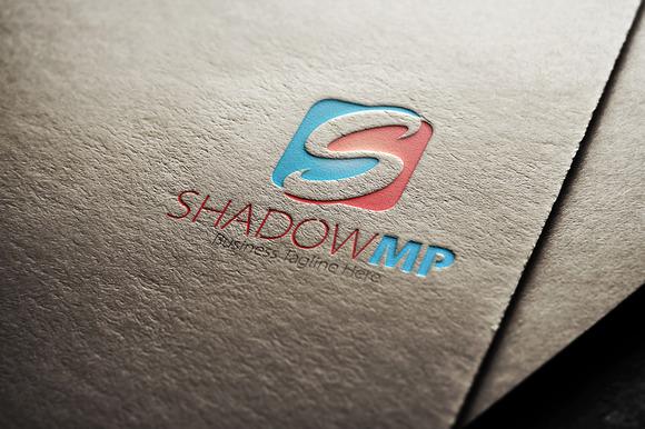 ShadowMp S Letter Logo