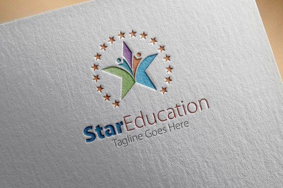 Star Education Logo