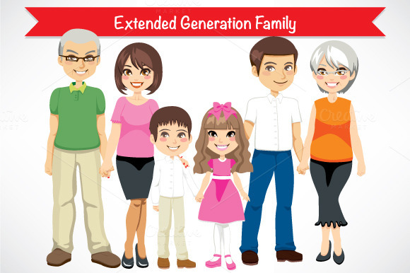 Extended Happy Generation Family