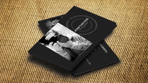 Photography Card SE0270