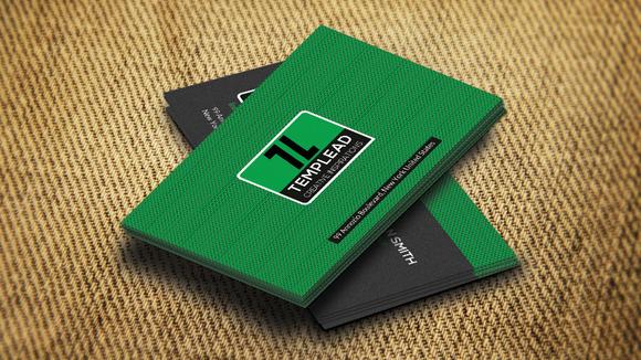 Corporate Business Card SE0279