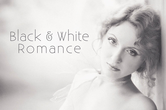 B W Romance Lightroom Presets