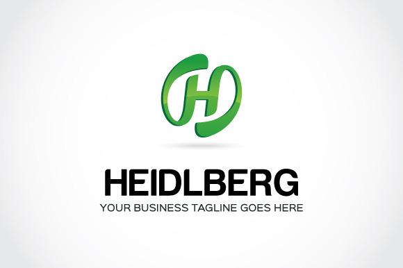Heidlberg Logo Template