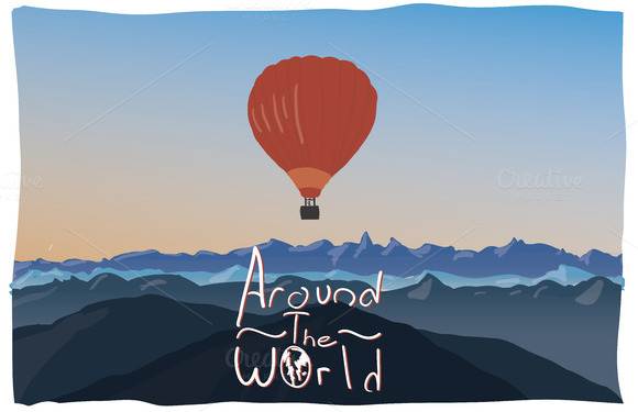 Around Th World