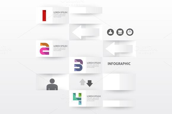 Modern Infographic Banner Design