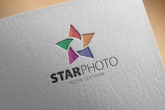 Star Photo Logo