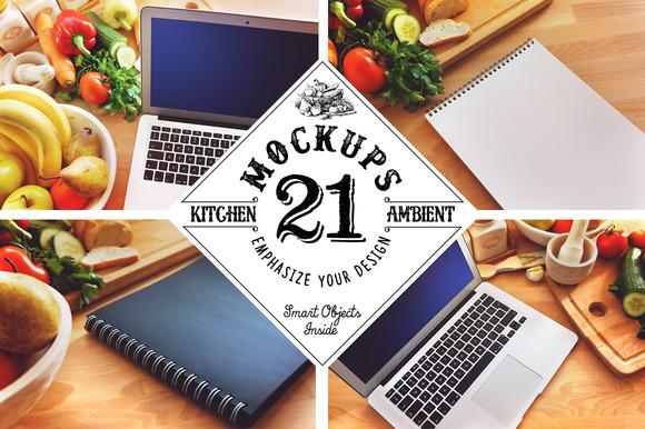 21 Mockups