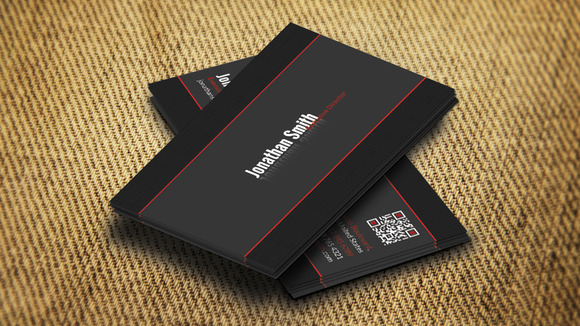 Corporate Business Card SE0281