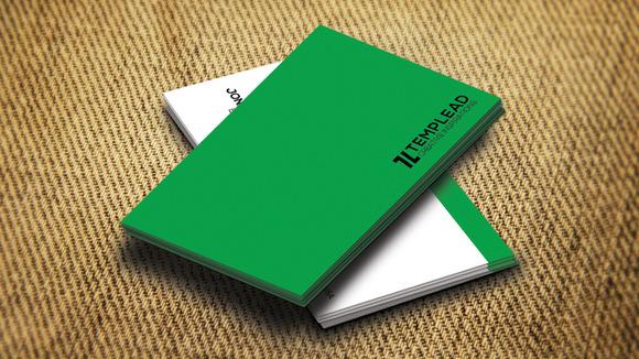 Corporate Business Card SE0282