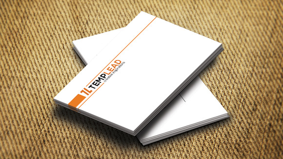 Corporate Business Card SE0289