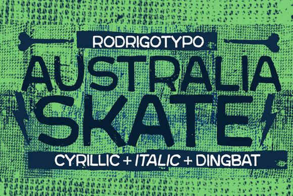 Australia Skate 70%