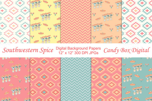 Southwestern Spice Background Papers