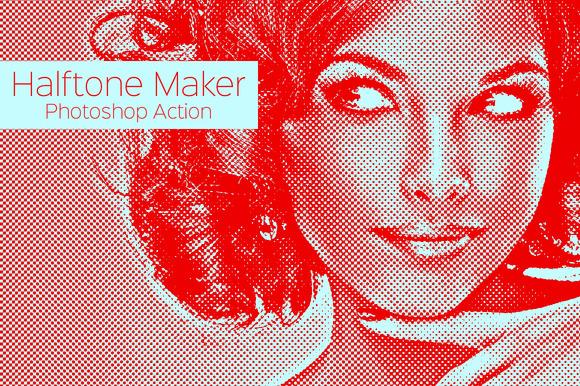 Halftone Make