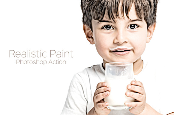 Realistic Paint