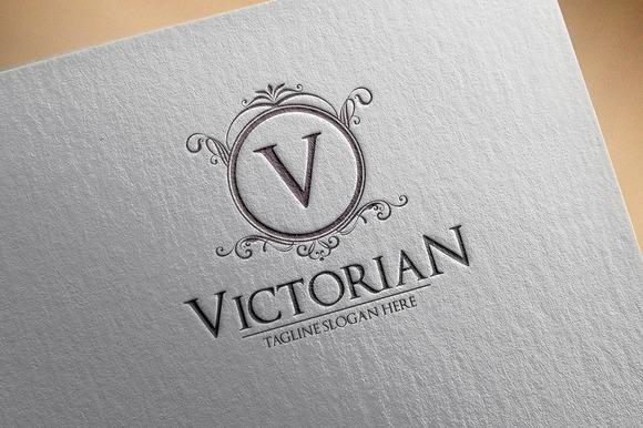 Victorian Logo