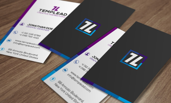 Corporate Business Card SE0290