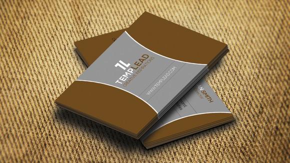 Corporate Business Card SE0294