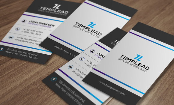 Corporate Business Card SE0295