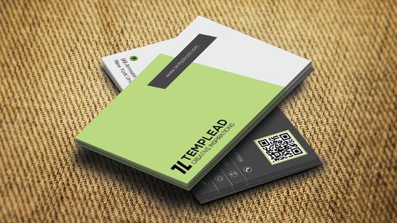 Corporate Business Card SE0296