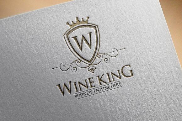Wine King Logo