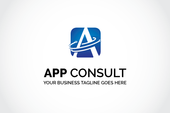 App Consult Logo Template