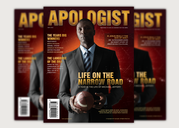 Apologist Church Magazine Cover