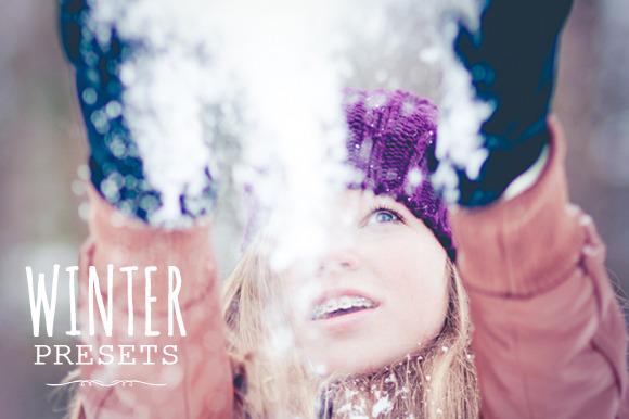 20 Winter Presets