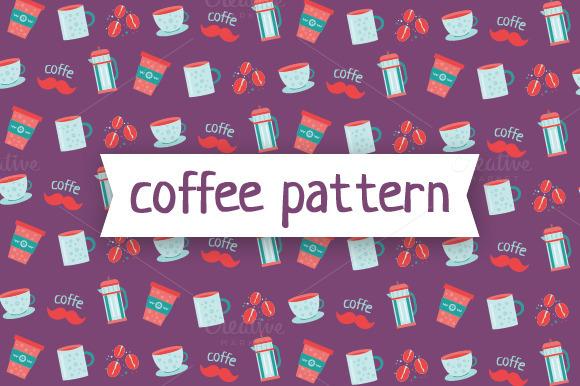 §іoffee Pattern