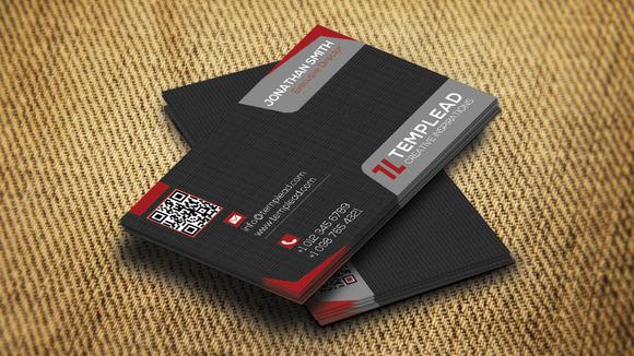 Corporate Business Card SE0299