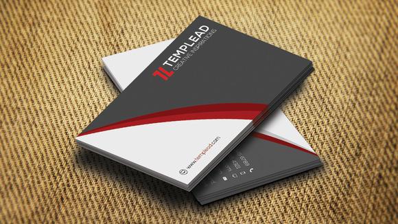 Corporate Business Card SE0301