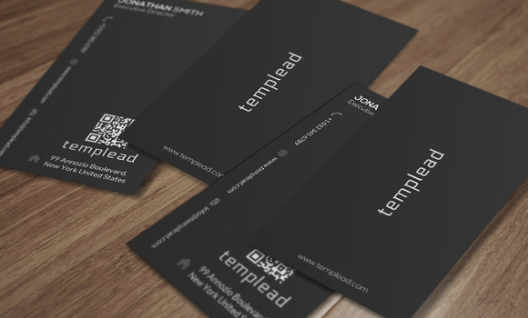 Corporate Business Card SE0303