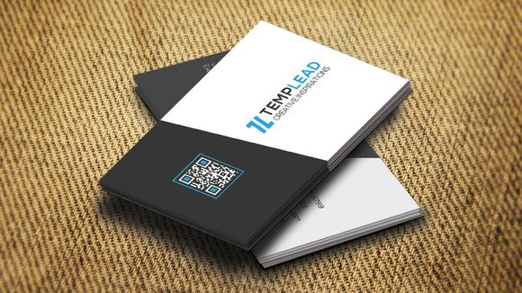 Corporate Business Card SE0305