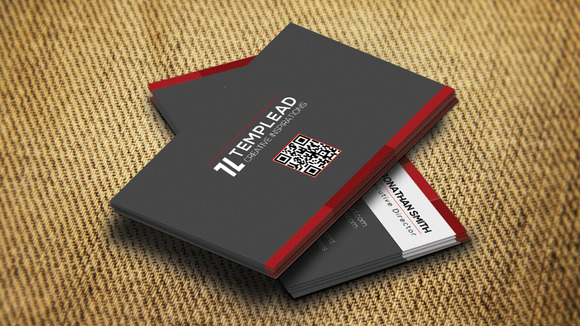 Corporate Business Card SE0306