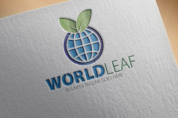 World Leaf Logo