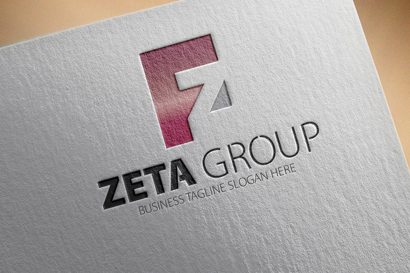 Zeta Group Z Letter Logo