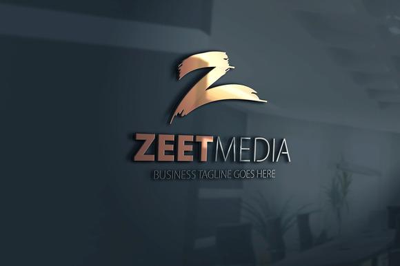 Zeet Media Logo
