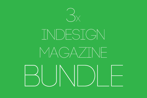 3x Magazine Bundle 2