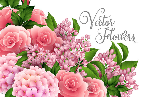 Vector Floral Collection