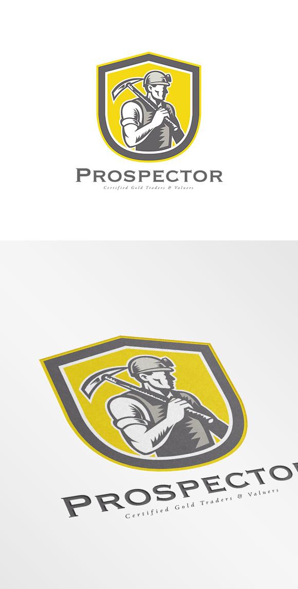 Prospector Gold Traders Logo