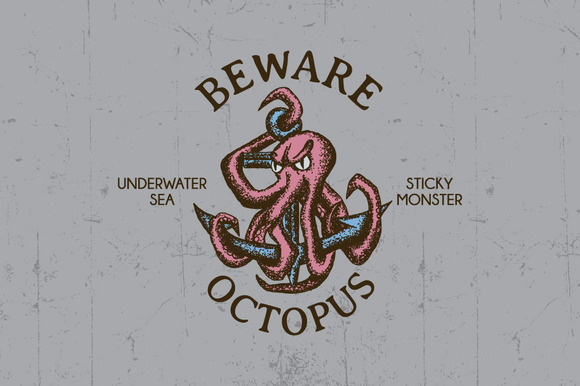 Octopus Label