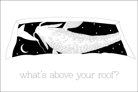 Koi Above Your Skylight